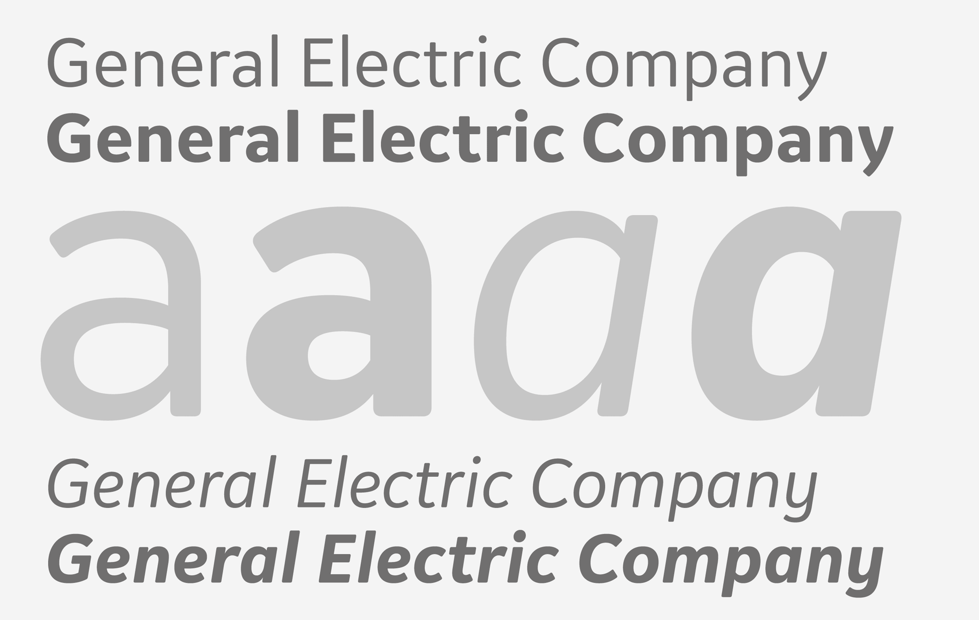 Bold Monday - independent font foundry of high quality type